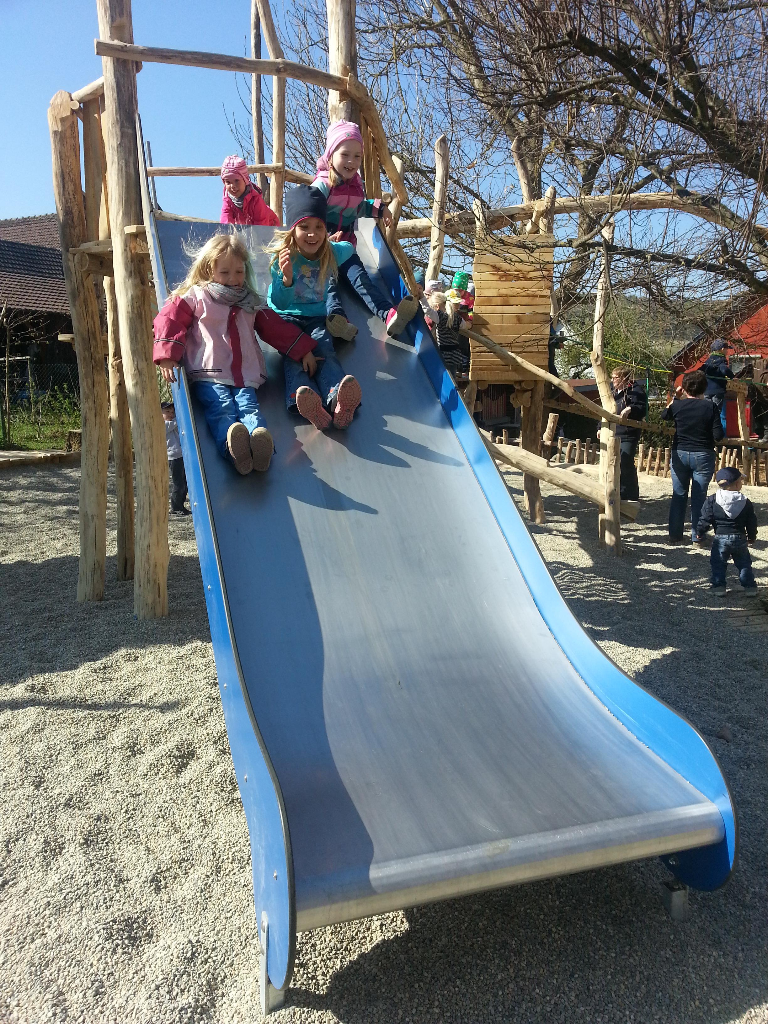 Rutsche Kinder Garten My Blog
