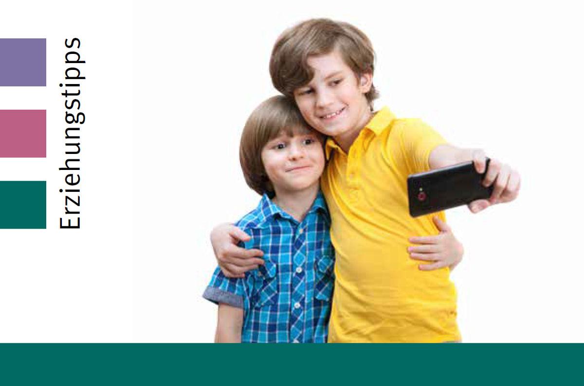 Was zu beachten ist, wenn Kinder das erste Smartphone erhalten, thematisiert der nächste Elternkompass. Grafik: Propono Uwe Hoffmeister