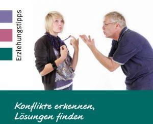 Um den Umgang mit Konflikten geht es in der Elternkompass-Reihe am 5. Februar. Grafik: Propono Uwe Hoffmeister