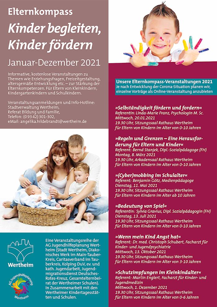 Elternkompass Plakat